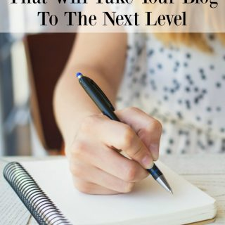 Writing Style – One Trick That Will Take Your Blog To The Next Level