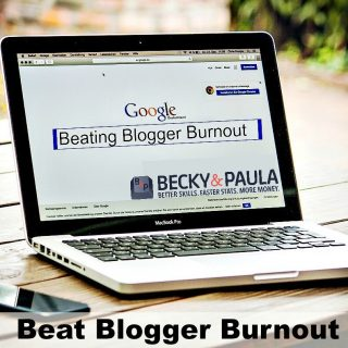 Beating Blogger Burnout