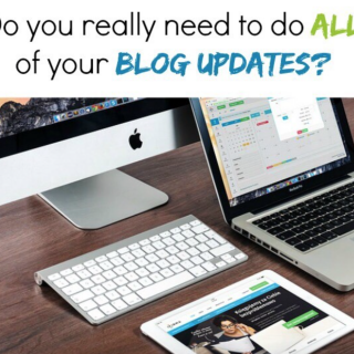 Do I need to do updates on WordPress?  YES!