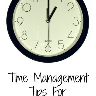 Planners & Time Management {Series: Best Blogging Tools}