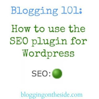 how to use SEO plugin in wordpress  (for your blog and  Facebook!)