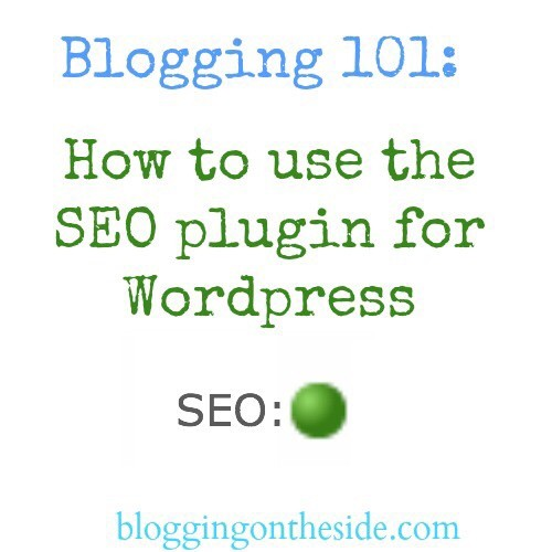 How to use SEO plugin for wordpress