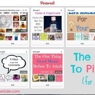 The Secret to Pinterest