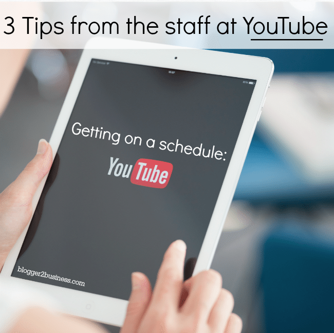 YouTube Tips