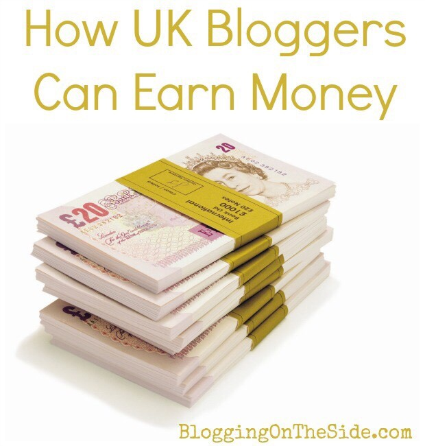 UK Bloggers Can Earn Money