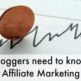 Why Bloggers Need to Use Affiliate Marketing {a series}