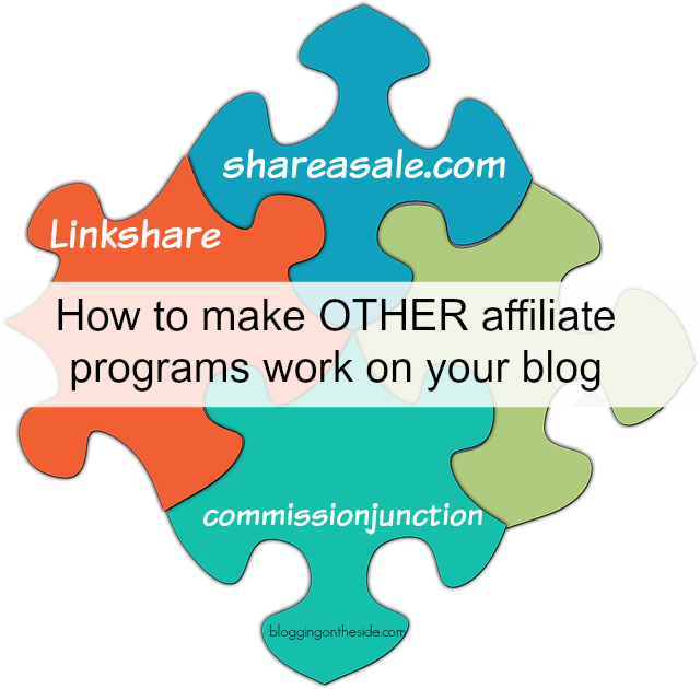 Make money with shareasale