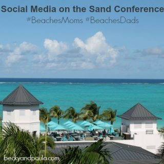 Social Media on the Sand Conference  #beachesmoms