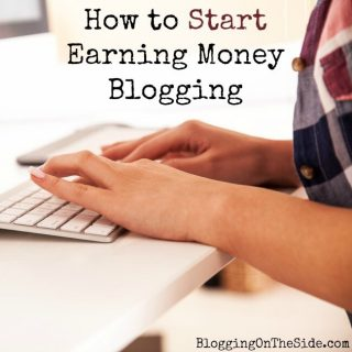 How to START Monetizing Your Blog