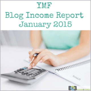January Income Report – YMF