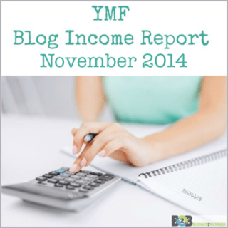 November Income – Your Modern Family