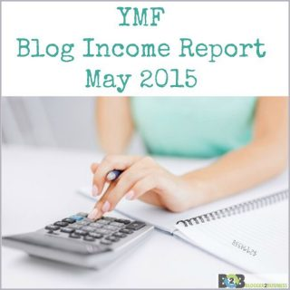 YMF INCOME REPORT : May 2015