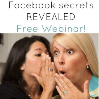 Grow your Facebook (free webinar!)