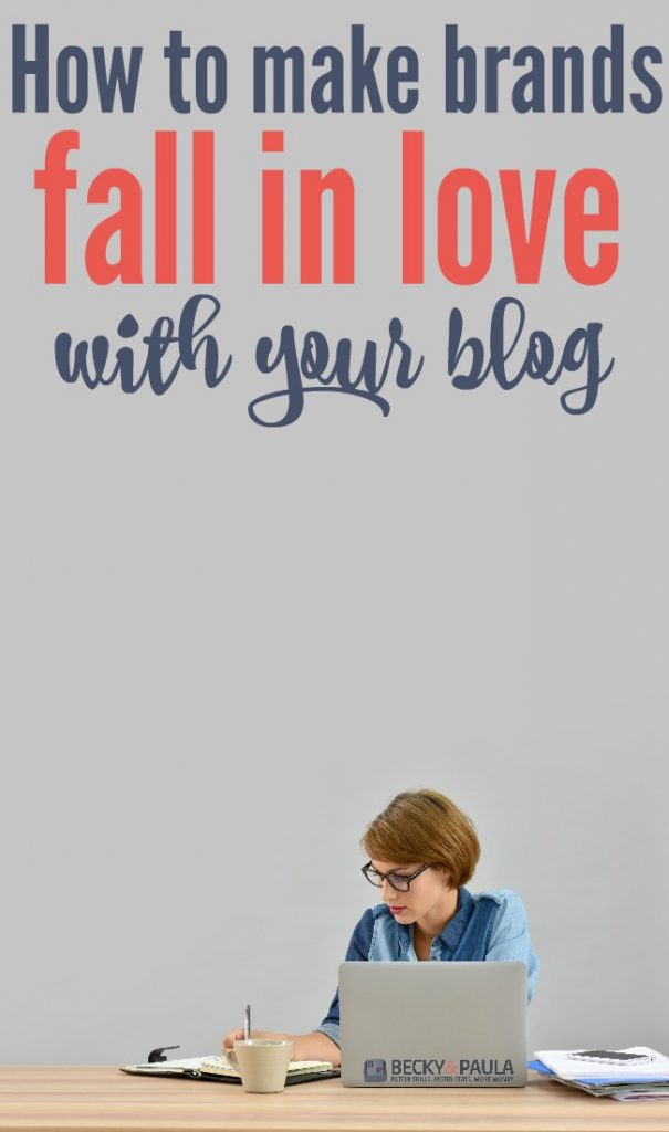 Six things you can do to make brands fall in love with your blog