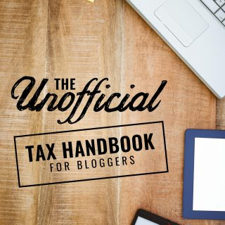 Tax Tips For Bloggers