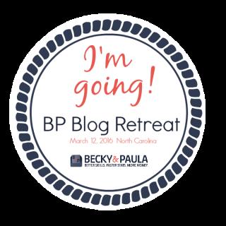 BP Blog Retreat Agenda