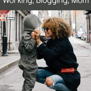 Time Management tips for the full-time working & blogging mom