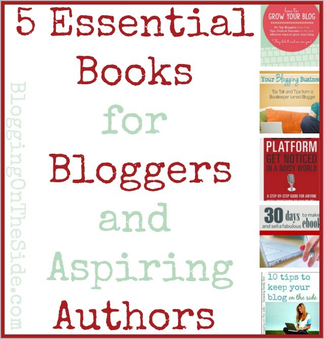 Essential books for bloggers and authors