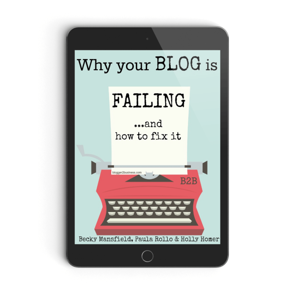 Why Your Blog is Failing... And How to Fix It