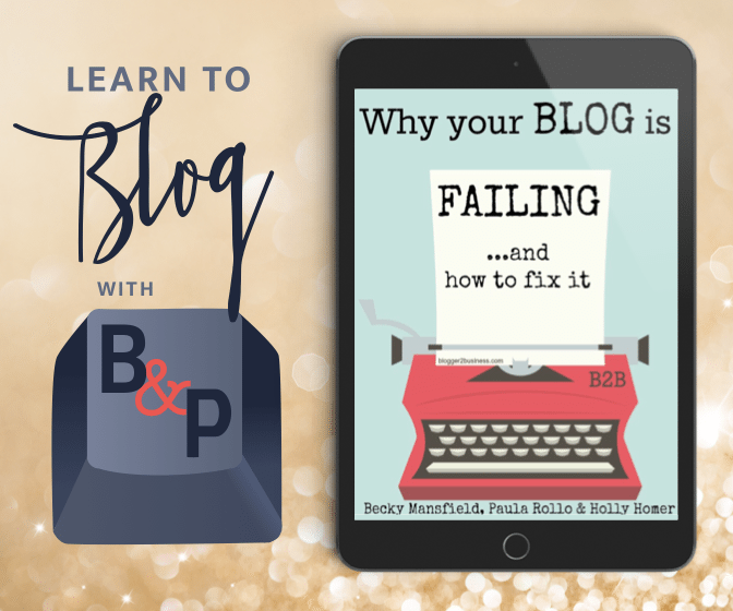 Why Your Blog is Failing and How to Fix it
