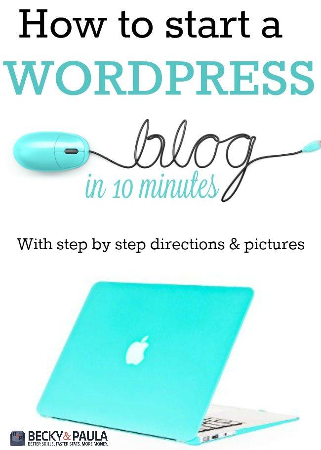 blog in 10 min