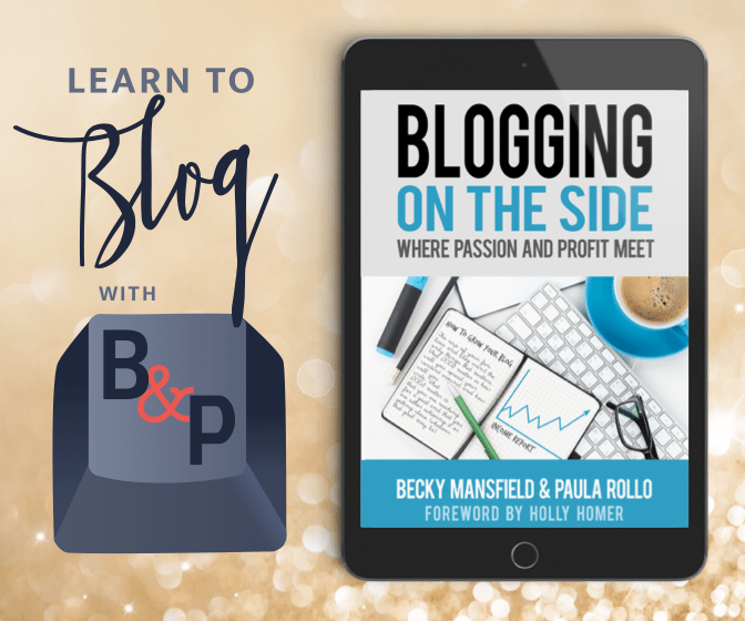 Blogging on the Side: Where Passion and Profit Meet