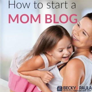 How to start a Mom Blog (with step by step pictures)