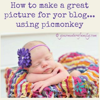 5 things you MUST DO when using the photo editor picmonkey