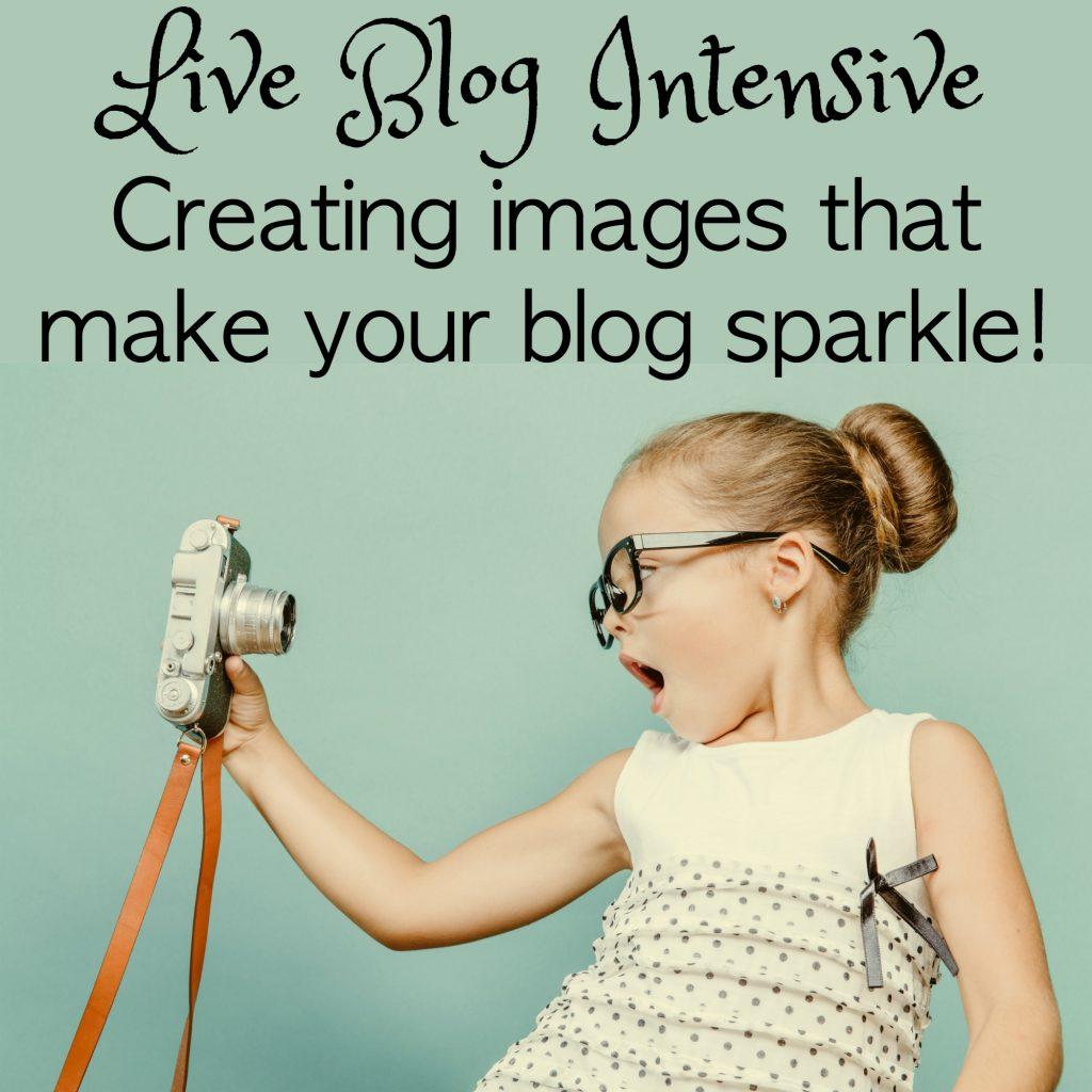 live blog intensive
