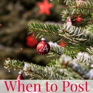 When to start posting holiday content